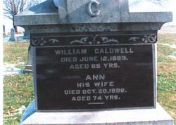 Ann <I>MacIntyre</I> Caldwell