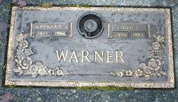 Edith Cora <I>Marsh</I> Warner