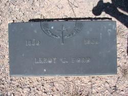 Leroy C Ford