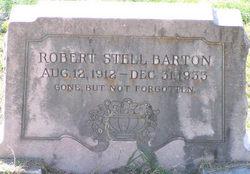 Robert Stell Barton