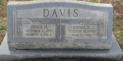 Jinks H Davis