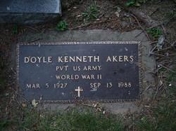 Doyle Kenneth Akers
