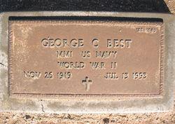 George C Best