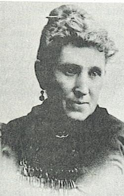 Georgiana Eliza <I>Spence</I> Clark