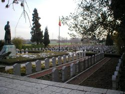 Dendermonde Communal Cemetery and Extension