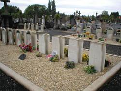 Leers Communal Cemetery