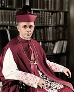 Cardinal John Francis O'Hara