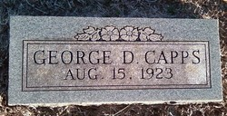 George D Capps