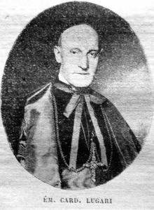 Cardinal Giovanni Battista Lugari