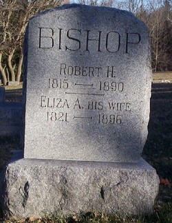 Eliza A. <I>Lyons</I> Bishop