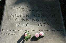Thalia <I>Tharp</I> Cunningham