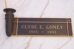 Clyde E Loney