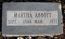 Martha Abbott