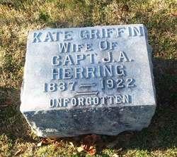 Kate <I>Griffin</I> Herring
