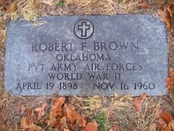 Robert F. Brown