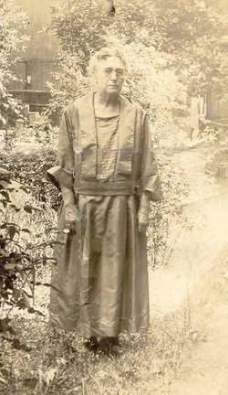 Margaret Lucinda <I>Parkinson</I> Davis