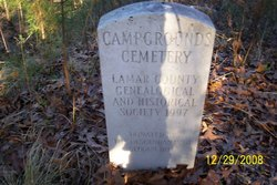 Campgrounds Cemetery