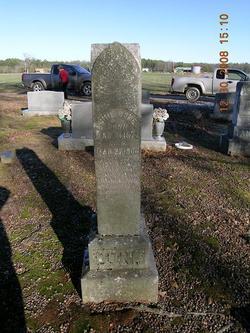 """Annie E. """"Anna"""" <I>Baker</I> Bone"""