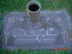 "Myrtle Marie ""Dennie"" <I>Lounsbury</I> Danise"