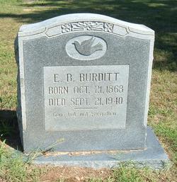 E. B. Burditt
