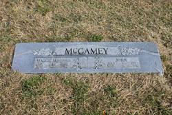 John Arthur McCamey