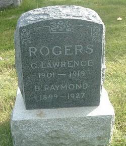B Raymond Rogers