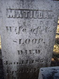 Matilda <I>Neff</I> Sloop