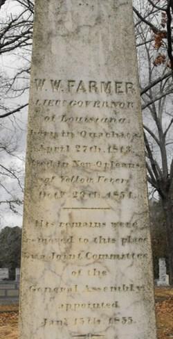 William Wood Farmer