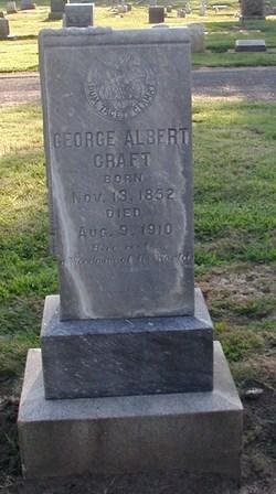George Albert Craft