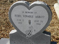 Rebel Venable Abbott