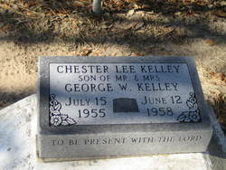 Chester Lee Kelley