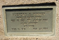 """Bueford E """"Boots"""" Finney"""