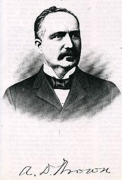 Alanson D. Brown