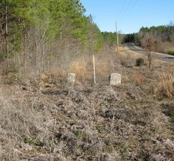 Gulledge Cemetery (two graves)