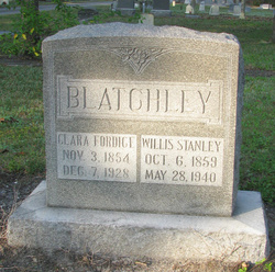 Willis Stanley Blatchley