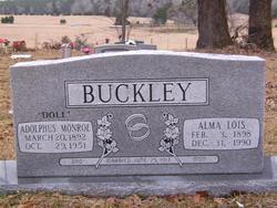 Alma Lois Buckley