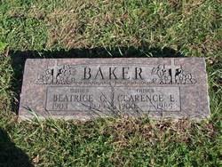 Beatrice C <I>Osburn</I> Baker