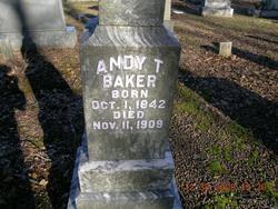 Andrew Thomas Baker