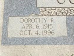 Dorothy R. Coats