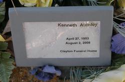 """Kenneth Harold """"Kenny"""" Atchley, Jr"""