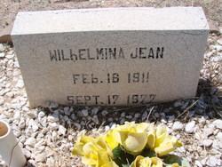 Wilhelmina Jean