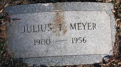 Julius T Meyer