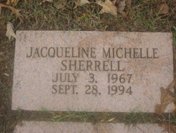 Jacqueline Michelle <I>Lynch</I> Sherrell
