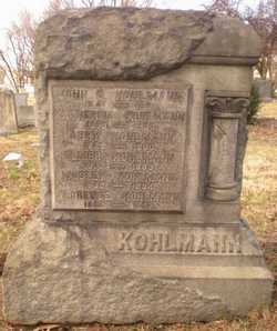 Harry Kohlmann