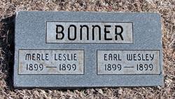 Merle Leslie Bonner