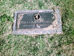 Della <I>Harris</I> Watkins