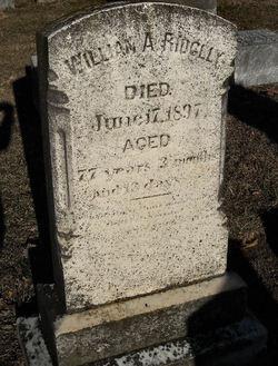 William A. Ridgely