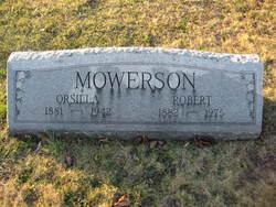 Orsilla <I>Ackt</I> Mowerson