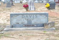 Lena <I>Socia</I> Davis