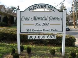 Ernst Memorial Cemetery